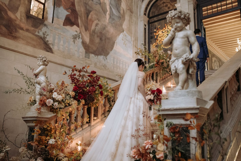 first look wedding in venice Itailovewedding